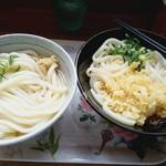 こんぴらうどん - 料理写真: