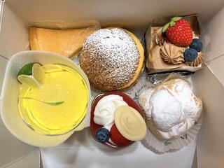 マサムラ - 今回買ったケーキ