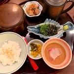 石蔵 - 博多鯛茶朝食