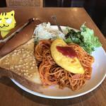 凱旋門 - 料理写真:ハラペコモーニング760円