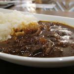 長屋門カフェ - 料理写真:ハヤシライス、おいしい!