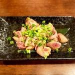 串焼き居酒屋 KAZU - 白レバー