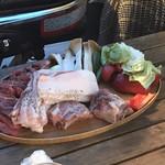 110175607 - 肉と野菜