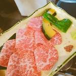 月島 焼肉・ホルモンWabisabi DX - この店で一番のお肉