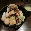 Re時屋 - 料理写真:焼鳥丼850円
