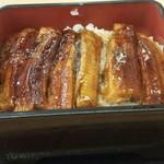 吉野家 - 料理写真:鰻重(二枚盛)
