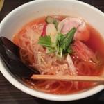 梨の家 - ミニ冷麺