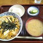 ことぶき - 料理写真:親子丼(ランチ) 500円(税込)(2019年6月22日撮影)