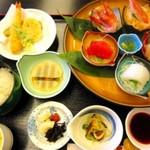 Sapporokaniya - お料理全体