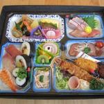 ともしげ - 和洋会席弁当…4,000円