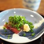 松川 - ご飯のお供の鰹