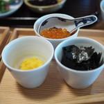 松川 - ご飯のお供