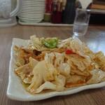 中華食堂満福 - 回鍋肉