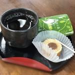菓子の青木屋 - 料理写真: