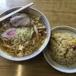 会津藩 - 料理写真:Aランチ