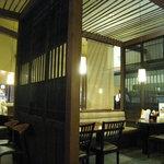 天ぷらふそう - 店内