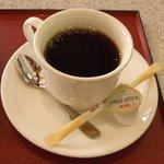 金立サービスエリア(上り線)レストラン - コーヒーです。