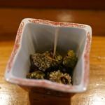 いな舟 - ニシ貝の煮付