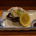 いな舟 - 岩牡蠣