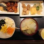 スーパーホテル - 料理写真:2019年5月 Lohasな健康朝食(1泊目)