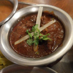 shiva curry wara - ブラックペッパーチキン