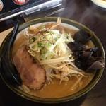 めんこい屋 - 味噌野菜 650円