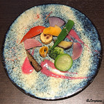 Yui - 季節の野菜の grillé
