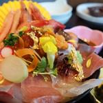 110207263 - 20食限定特上海宝丼2000円