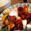 Taiwanryourihanatora - 料理写真:黒酢酢豚