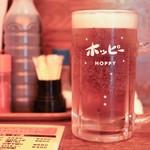 鈴芳 - 樽生ホッピー ハーフ