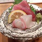 本等鮨 海馬 - お昼のわがまま御膳のお造り