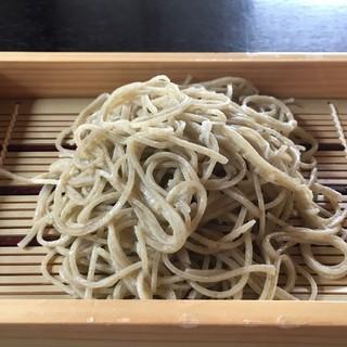 呑珠庵 - 料理写真:あいもり・せいろ