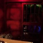ザ・ロックアップ - 牢屋の中