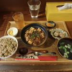 ゆるり 中華食堂 癒食同源 - Aコース¥890