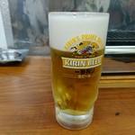 立ち呑処 ゆう - 生ビール