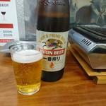 立ち呑処 ゆう - 瓶ビール