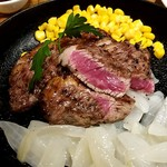 神田の肉バル RUMP CAP - ランプキャップステーキ