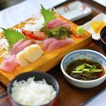 レストラン平安 - 料理写真:刺身定食