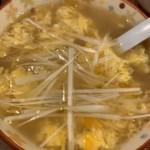 瑠嗣亜 - 玉子スープ