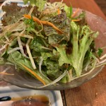 瑠嗣亜 - 野菜サラダ