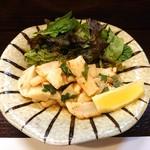旬菜 ととや - ホタテバター焼き700円