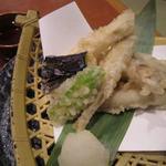 奥離 - わかさぎの天ぷら 780円