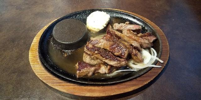 ステーキのあさくま 八王子店の料理の写真