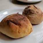 110227297 - ヨーロッパを感じるパン(フィレンツェランチ)