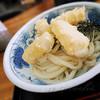 うどん錦 - 料理写真:冷やしあげもちうどん
