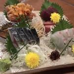 大衆割烹 春日 - 料理写真:刺身盛合せ (2人前)