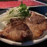 麺s慶 - おつまみチャーシュー
