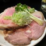 麺s慶 - ローストポーク