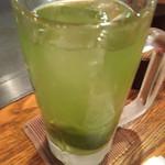 広島風お好み焼 伊豆川 - コウバシ茶割
