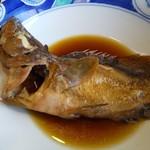 民宿 千年松 - アコウ煮魚